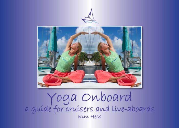Yoga Onboard Book and eBook