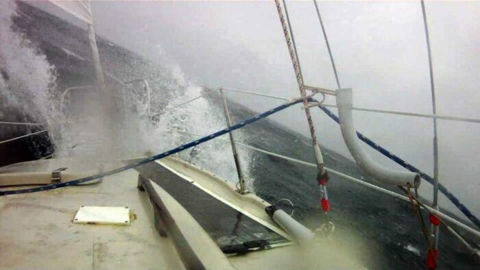 Circumnavigation Videos - Rough Weather