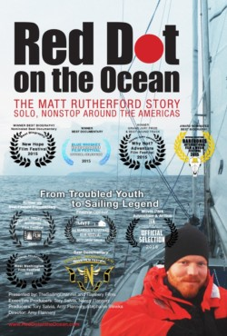 Red Dot on the Ocean movie poster