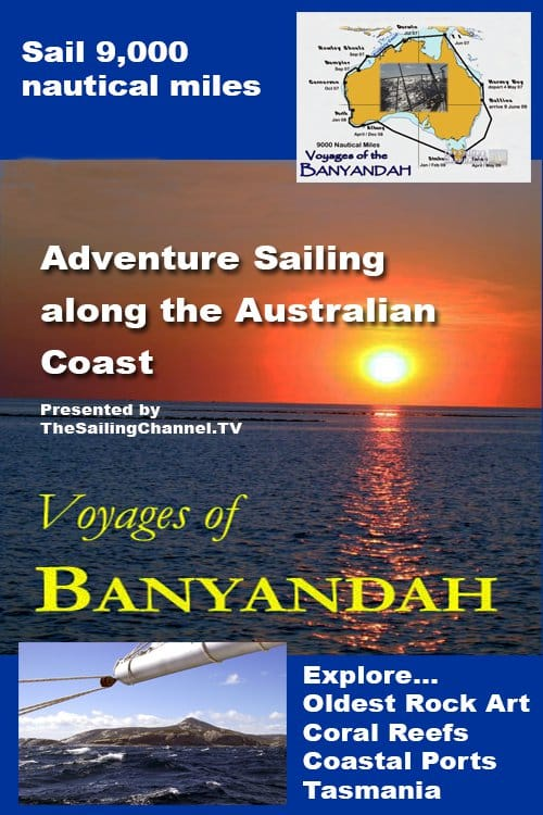 Voyages of Banyandah: Sail Australia
