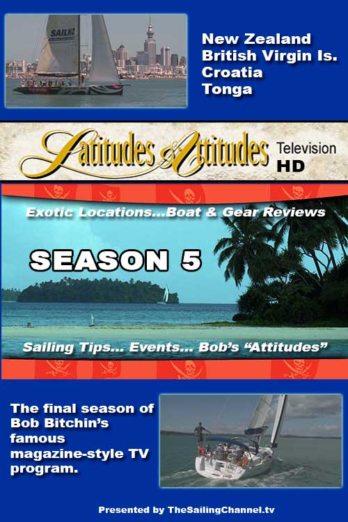 Latitudes & Attitudes TV: Season 5