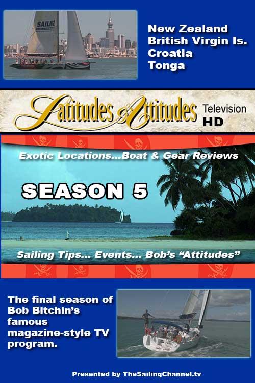 Latitudes & Attitudes TV: Season 5