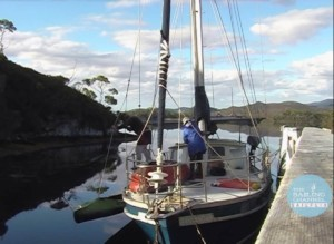Tasmania - Kayak Launch