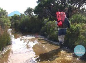 Tasmania - Trekking Ashore