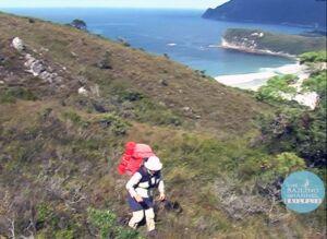 Tasmania - Mountain Trek