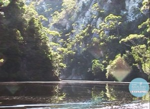 Tasmania - Moe Kayaking