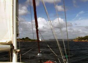 Tasmania1 - Sailing into Hell's Gate