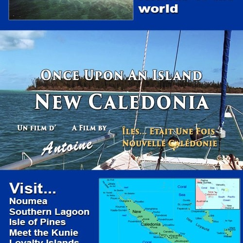 Sail Around New Caledonia with Antoine