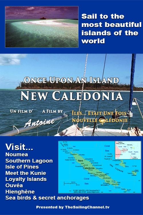 Sail Around New Caledonia with Antoine