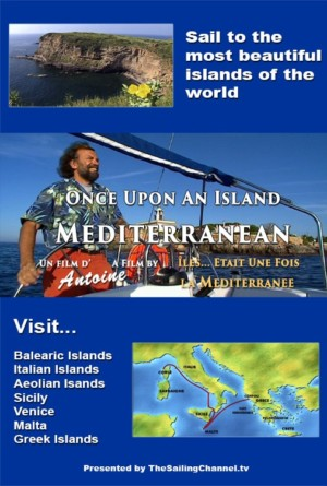 Sail Mediterranean Islands with Antoine