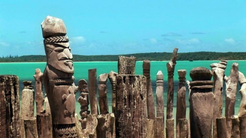 New Caledonia Carvings