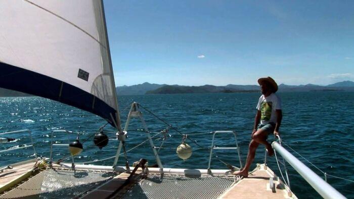Sail Around New Caledonia with Anoine