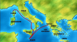 Sail Mediterranean Islands