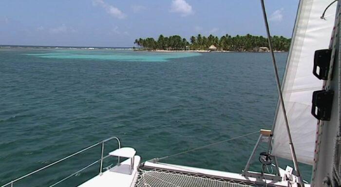 Caribbean islands approach