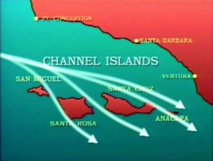 Southern California Channel Islands
