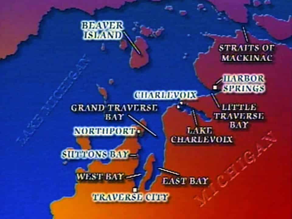 Georgian Bay - Lakes Cruising Video