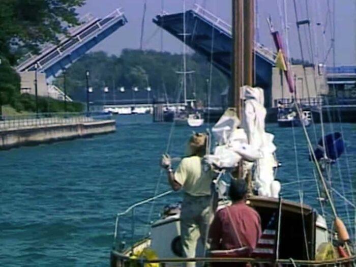 Lake Michigan Lakes Cruising Video