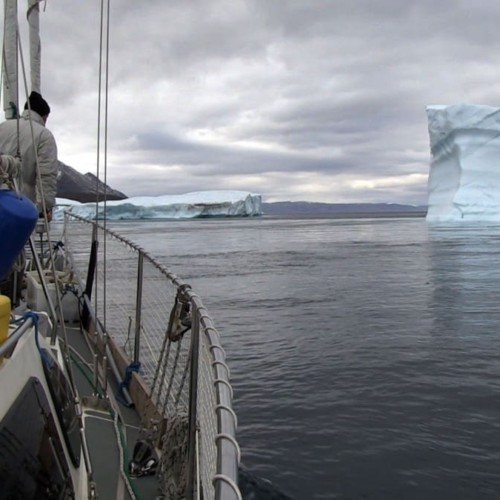 Northwest Passage: Greenland to the Bearing Sea Video - Iceberg ahead