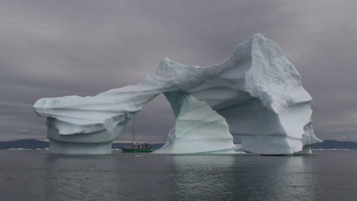 Northwest Passage: Greenland to the Bearing Sea Video - Iceberg