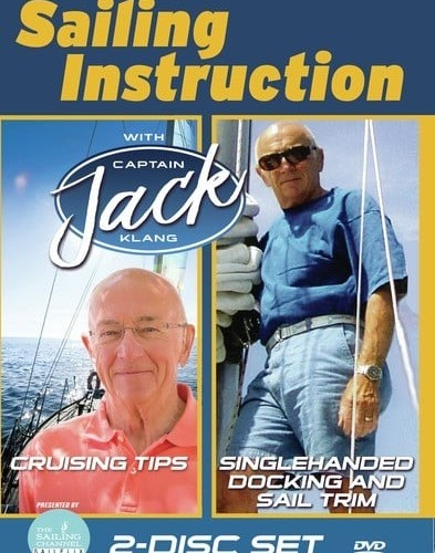Cruising Instruction with Capt. Jack Klang 2-Set DVD