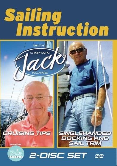 Cruising Instruction with Capt. Jack Klang 2-Set DVD