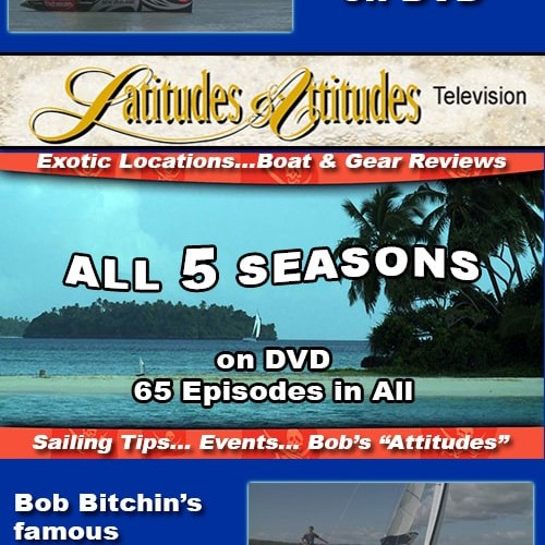 Latitudes and Attitudes TV Video Series DVD