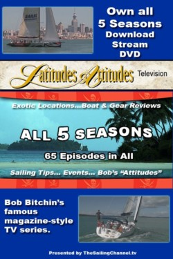 Latitudes and Attitudes 5-Season Series
