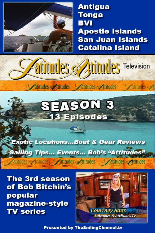 Latitudes and Attitudes TV Video Series Season 3