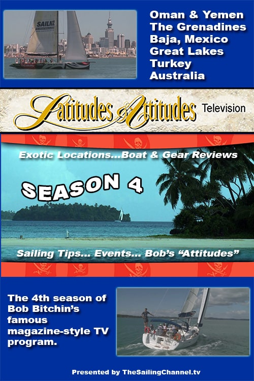 Latitudes and Attitudes TV Video Series Season 4
