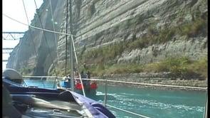 Ep. 41 Season 4 Corinth Canal Latitudes and Attitudes TV Video Series Season 4