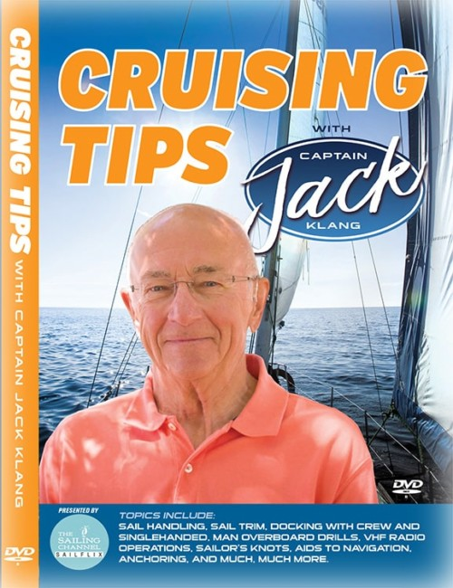 Cruising Tips with Capt. Jack Klang DVD
