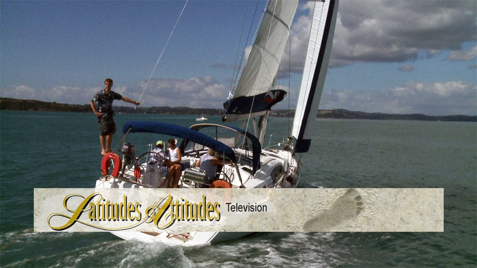 Latitudes & Attitudes TV Video Series