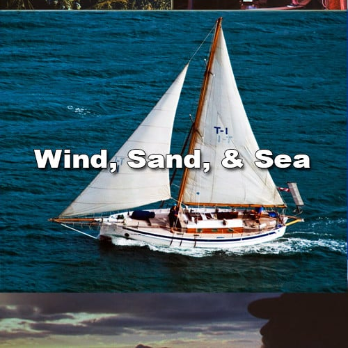 Sand, Wind, & Sea Sailing Adventure Seminar with Lin & Larry Pardey